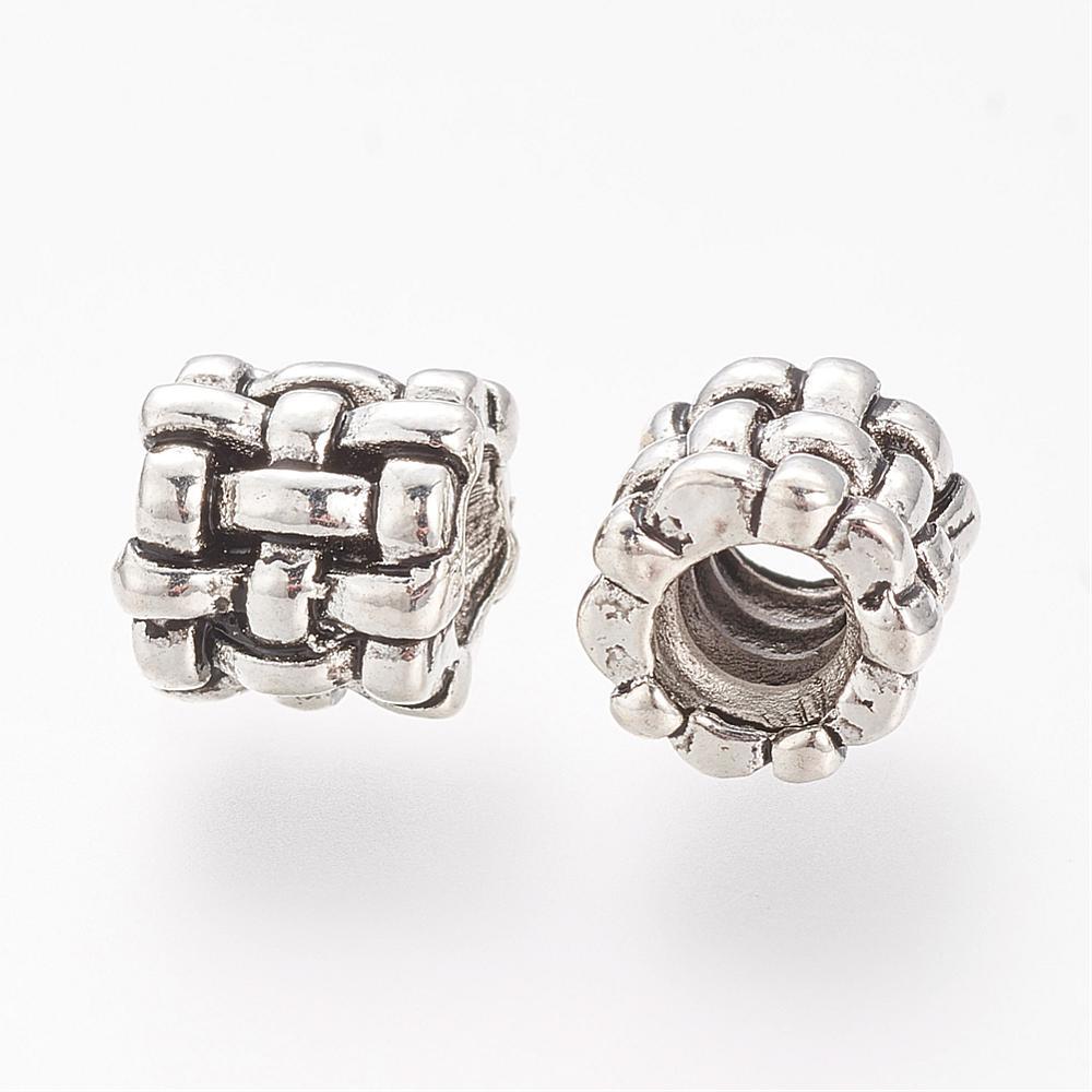 perle argent pour bracelet pandora
