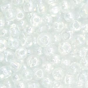 Rocaille 4mm couleur Crystal