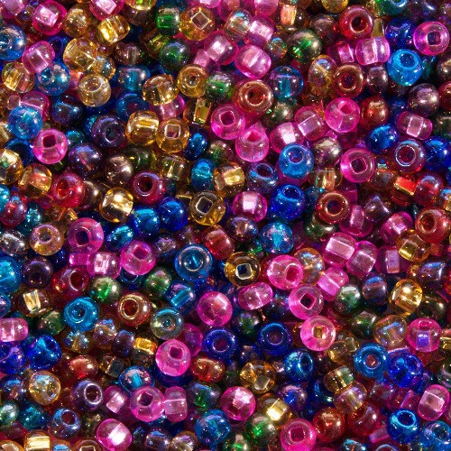 Rocaille Bead Mixes mélange Happy Day  (x20g)